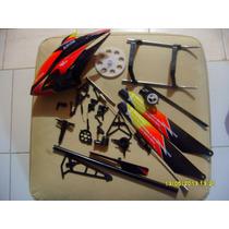 Set De Refacciones Helicoptero Wl Toys V913 Rc