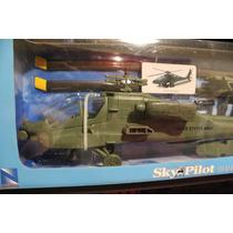 Helicoptero Apache Sky Pilot Escala 1:32