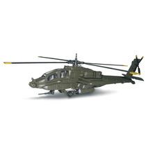 Helicoptero Apache Army Escala 1:55