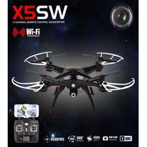 Dron Quadricoptero Syma X5sw