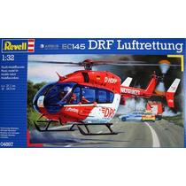 Modelo Helicóptero - Revell Rv160 1:32 Eurocopter Ec145 Drf