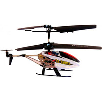 Helicoptero Rc Control Remoto Leds 20 Cm Drone Gyro