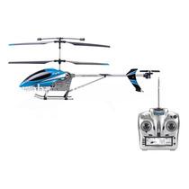 Helicoptero Rc Control Remoto Exterior Drone Gyro Sin Camara