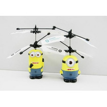 Helicoptero Minion 2 Ch