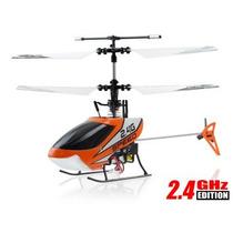 A Mitad De Precio!!!helicoptero 4 Ch Radio 2.4ghz