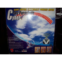 Juego Juguete Parachute Grande Control Remoto,este Si Vuela