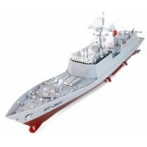 Fragata Barco Rc Con Batería Recargable, Mygeektoy