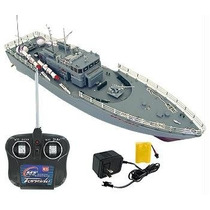 Tb Barco R/c Rc Missile Warship Radio Remote Control