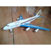Aviones Comerciales De Plástico Con Friccion Para Jugar !!!!