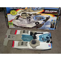 G.i.joe Avalanche Hasbro 1990