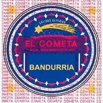 Encordado El Cometa Para Bandurria, Acero 314
