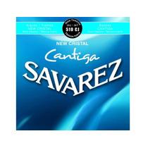Encordadura Guitarra Acustica Savarez 510cj