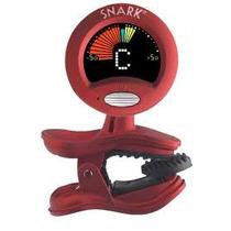 Afinador Cromatico Snark D/clip, Rojo Mod:sn-2