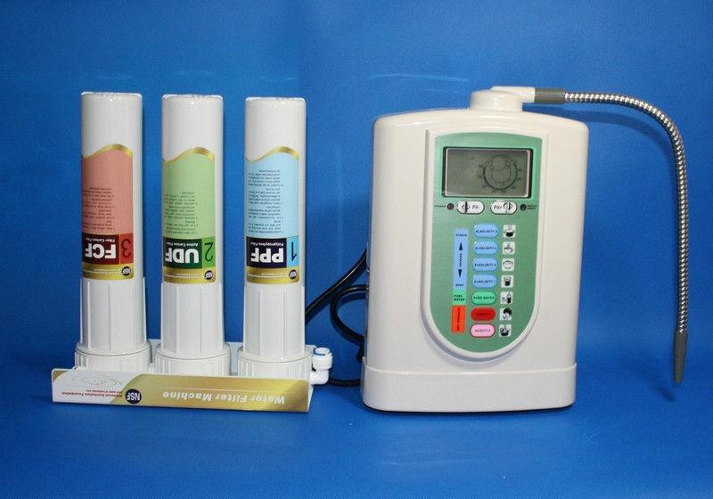 Agua alcalina ionizador purificadora maquina filtro - Maquina de agua ...
