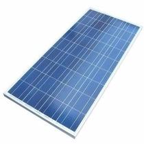 Panel Solar 100 Watt, Modulo Fotovoltaico A 12 Volts
