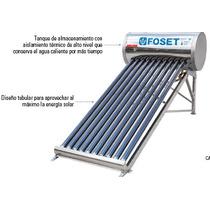 Calentador Solar De Agua Ecologico Ahorro Energia Gas Oferta