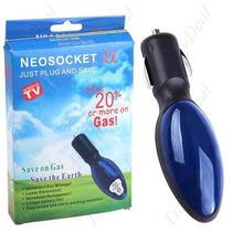 Ahorrador De Gasolina Neosocket Fuel Shaker Ahorra Un 30%