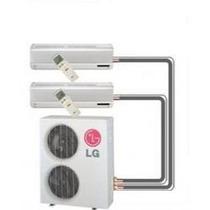 Minisplit Dual Lg Frio Calor 9000 Btu Cada Uno 3/4 Tonelada