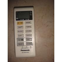 Control Remoto Panasonic Mini Split Clima A75c3819