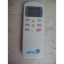 Control Remoto Astrix Mini Split Clima Aire Acondicionado