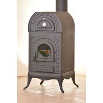 Calentador De Lena Diseño Menonita Kca12 Envio Gratis*
