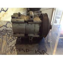 Compresor De Aire Acondicionado A/c Ford Ka Original