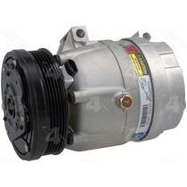 Compresor A/c 2000 Pontiac Sunfire 2.4l Everco Ne Sku 858474