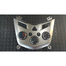 2012 Aveo Control Aire Acondicionado 95076682 Clima
