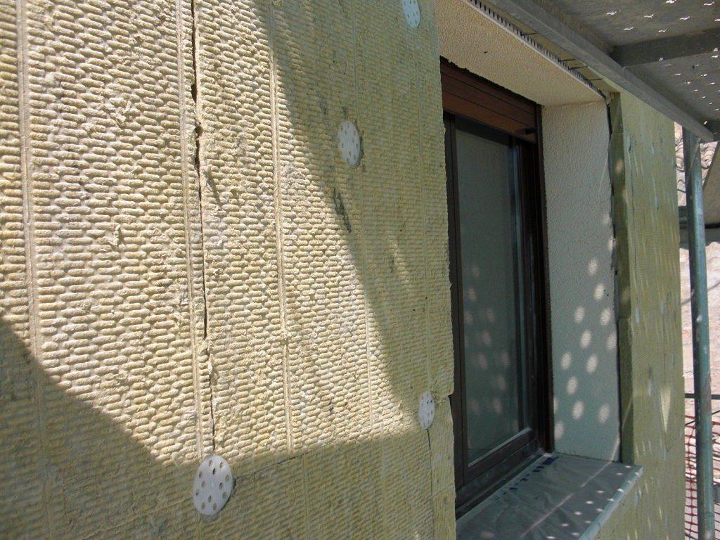 Aislamiento termico acustico lana mineral roca 2 8l rigida - Lana de roca aislante termico ...