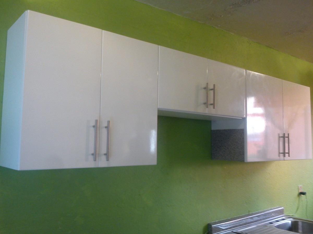 Alacena para cocina con una puerta y entrepa o - Alacena para cocina ...