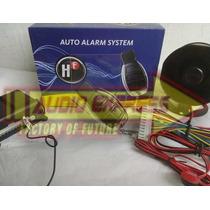Alarma Seguridad Auto Hf4500 Alta Calidad Anti Asalto