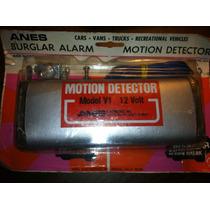 Sensor De Golpe Alarma De Auto Motion Detector Impacto