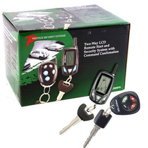 Tm Alarma Audiovox Aps997c Car Prestige 2-way Remote Start