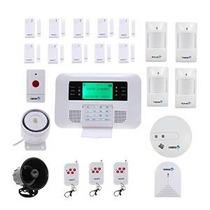 Fortaleza Tienda De Seguridad (tm) Sistema De Alarma Gsm-f I