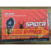 Alarma Spider Sr-3600 Anti-asalto