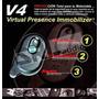 Alarma De Presencia V4 Protec Security Para Motocicleta