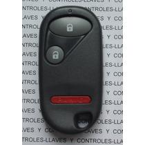 Honda Civic Control De Alarma 2001-2005 Incluye Programacion
