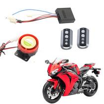 Alarma Motocycleta Cuatrimoto Rzr Con Arrancador Vs Agua