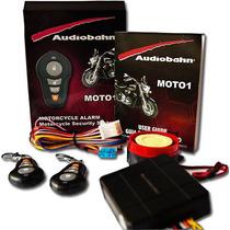 Alarma Audiobahn Para Moto 3ch Mas 2 Controles Inteligentes
