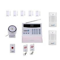 Fortaleza Tienda De Seguridad (tm) S02-a Sistema De Alarma W