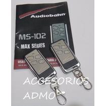 Alarma Auto Audiobahn Ms102 Sensor Golpes 3 Canales
