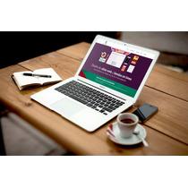 Diseño De Paginas Web + Dominio + Chat Gratis