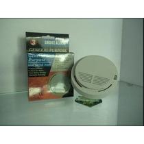 Detector De Humo Sensor Independiente Incluye Pila Hm4