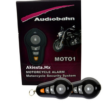 Audiobahn Moto1 Alarma Arrancador Inmovilizador Video Manual