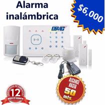 Alarma Inalámbrica Residencial Y Para Negocios En Morelia