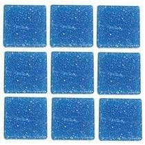 Mosaico Veneciano Para Alberca Color Azul Caribe Diamond
