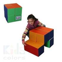 Rubik Nan Gigante De Estimulación Temprana Marca Kids Colors