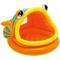 Shade Piscina Intex Lazy Fish Bebé