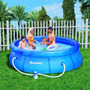 Tb Alberca Bestway 10-foot-by-30-inch Fast Set Round Pool