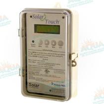 Control Automático Calentador Solar Alberca. Solar Touch